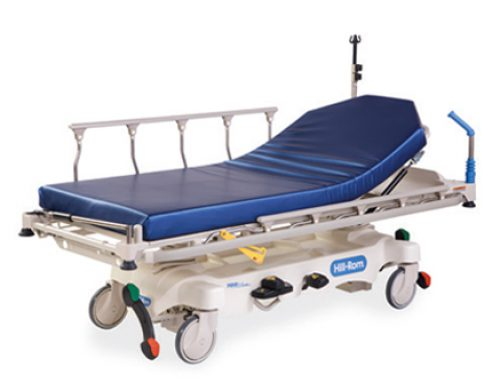 Hill Rom P8005 Transport Stretcher