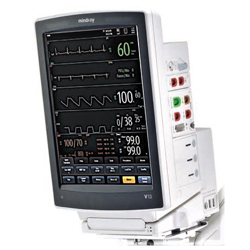 Mindray V12 Series Patient Monitor